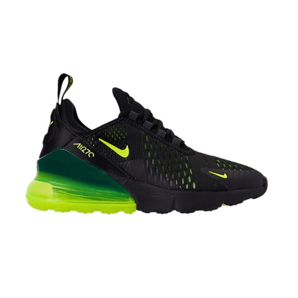 Nike Shoes   Neon Green Black Nike